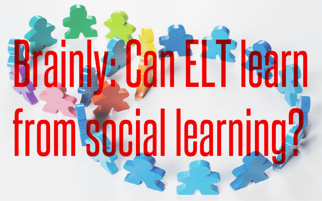 Brainly Can Elt Learn From Social Learning Learnjam