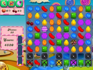 Candy Crush is a game that integrates regular feedback loops to keep players engaged.