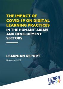 COVID-19 Impact Report cover